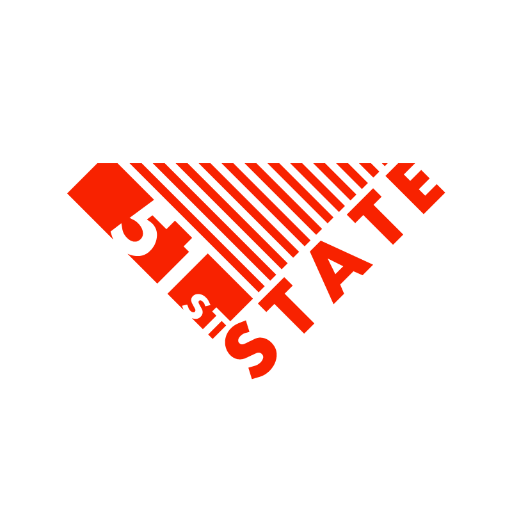 The 51st State Festival Logo