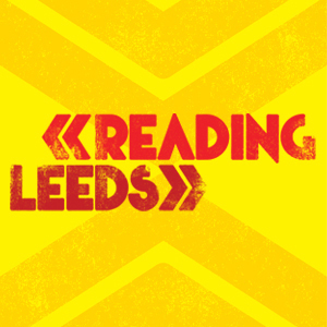 The Leeds and Reading Festival Logo