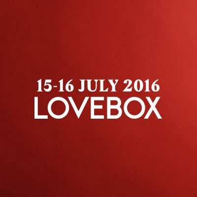 The Lovebox Festival Logo